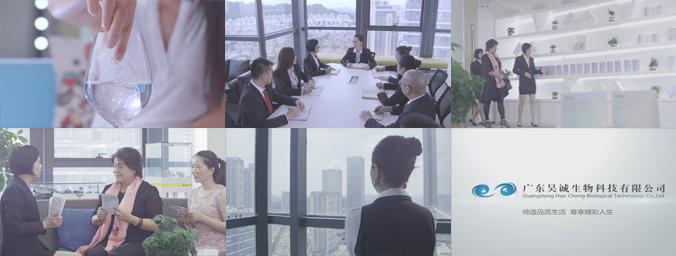 昊誠化妝品企業宣傳片